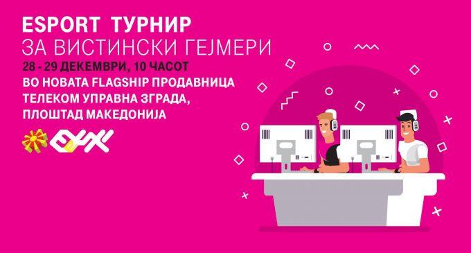 Последниот еспорт настан за 2019, Телеком и МЕСФ приредија одлична забава