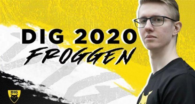 Официјално: Froggen се придружува на Dignitas, потврден е целиот список на играчи