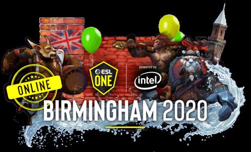 Сите поканети тимови на ESL One Birmingham 2020 Online