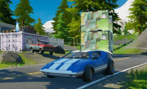 Автомобили како новитет во Fortnite Season 3?