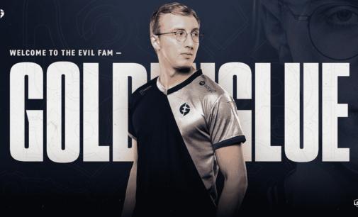 Goldenglue останува во екипата на Evil Geniuses до крајот на сезоната