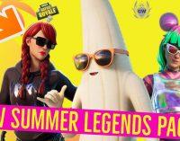 Oбјавен новиот Summer Skins Bundle