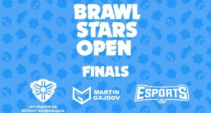 Тимот Somethin's Cookin е победник на првиот Brawl Stars Open организиран од Македонската Еспопрт Федерација и ЕSPORT.MK