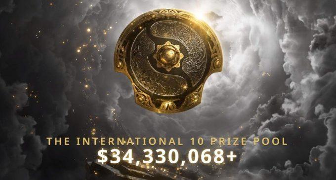 The International 10 со најголем награден фонд во историјата на еспортот