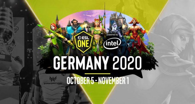 Утре започнува ESL One Germany