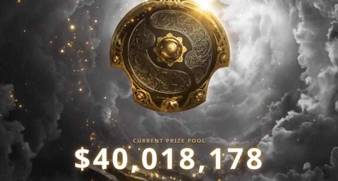 Наградниот фонд на TI 10 надмина 40.000.000 USD