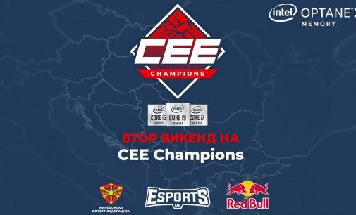 Втор викенд на CEE Champions