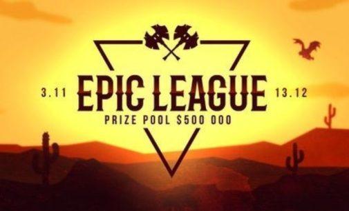 Започна нов турнир во Дота 2, Epic League!