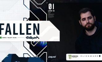 FalleN официјално во Team Liquid