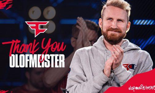 Olofmeister го напушти FaZe Clan