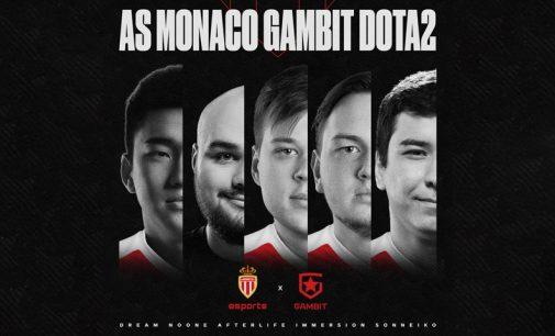 AS Monaco Esports влезе во Дота 2