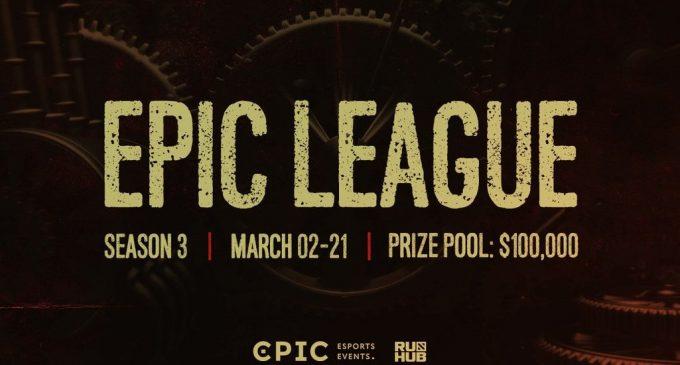 EPIC League се враќа во Март