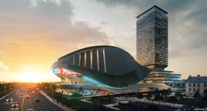 OverActive Media ги објави своите планови за новиот еспорт објект со 7000 седишта