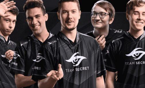Нов трофеј за Team Secret