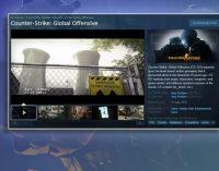 CSGO страната од Steam е отстранета на два часа, фановите збунети