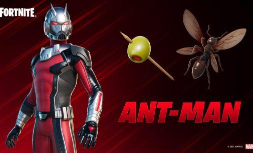 Уште еден Avenger во универзумот на Fortnite