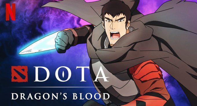 Нетфликс ја објави втората епизода за историјата на хероите на DOTA:Dragon's Blood