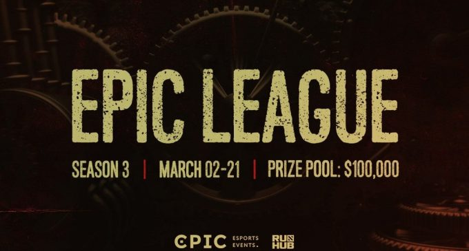 Заврши третата сезона на EPIC League