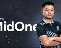 OG се раздели со MidOne