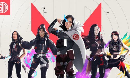 TSM го објави нивниот женски VALORANT тим