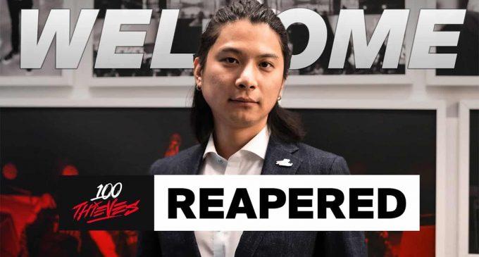 100 Thieves го заменија нивниот главен тренер Zikz со Reapered кој е поранешниот тренер на Cloud9