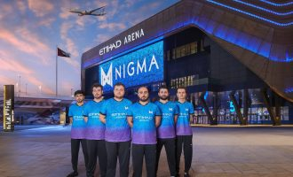Партнерство помеѓу Etihad Airways и Team Nigma