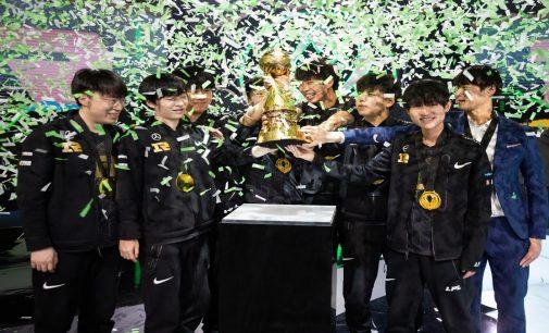 Royal Never Give Up се победници на MSI 2021