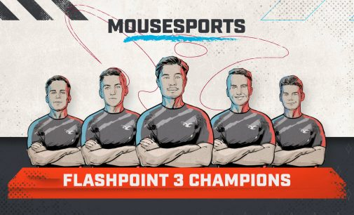 mousesports го освои Flashpoint 3