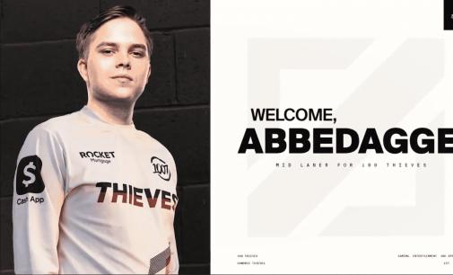 Abbedagge официјално е новиот мид лејнер за 100 Thieves