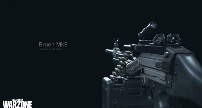 Најдобриот Bruen MK9 loadout во Call of Duty: Warzon сезона 3