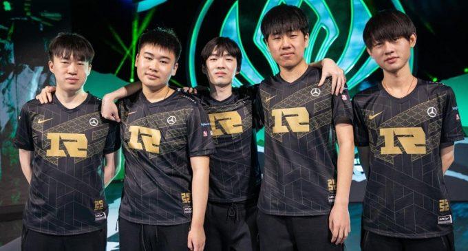 RNG го победи PSG Talon и се квалификува во финалето на MSI 2021