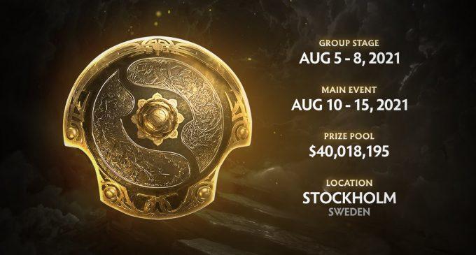 Објавен датумот за The International 10