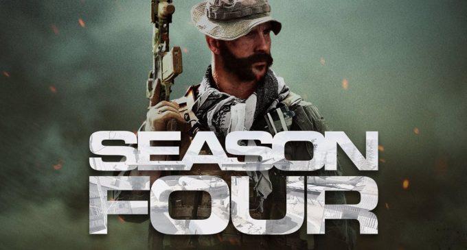 Call Of Duty Warzone Season 4