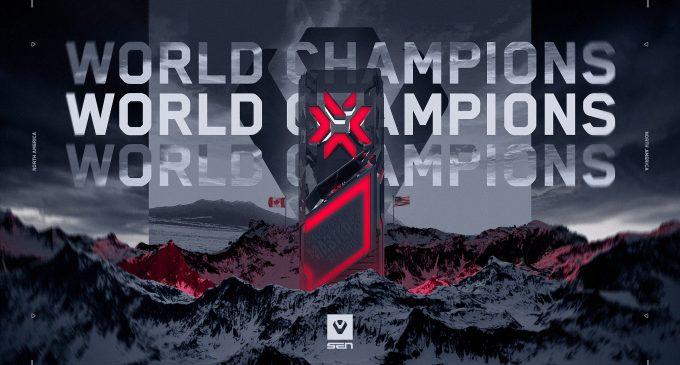 Sentinels се шампиони на VALORANT Masters