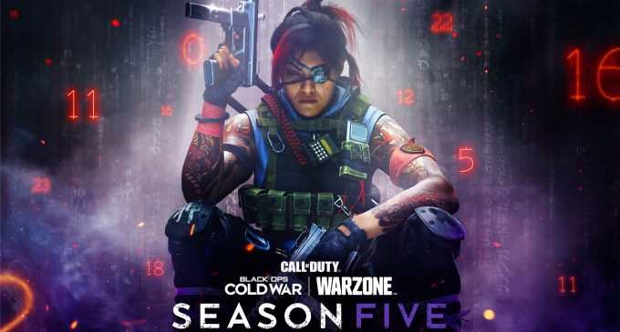 Call of Duty : Warzone Season 5